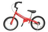 Glide Bike 16 inch loopfiets 5 tot 10 jaar ORANJE_