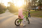 Glide Bike 16 inch loopfiets 5 tot 10 jaar GROEN_