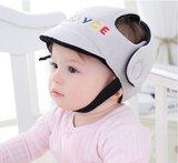 Baby valhelm JJOVCE grijs vanaf 8 maanden_