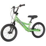Loopfiets Super Strider 16 Sport Groen voor kinderen van 6 tot 12 jaar versie 2_