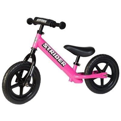 **Sport** Roze Strider loopfiets. Loopfiets voor kinderen 1,5 tot 5 jaar.