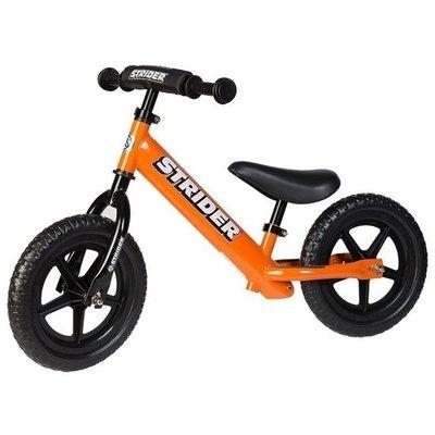 **Sport** Oranje Strider loopfiets. Loopfiets voor kinderen 1,5 tot 5 jaar.
