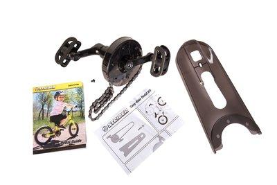 Optionele pedalenset voor de 14x Strider loopfiets (loopfiets - fiets ombouwset)