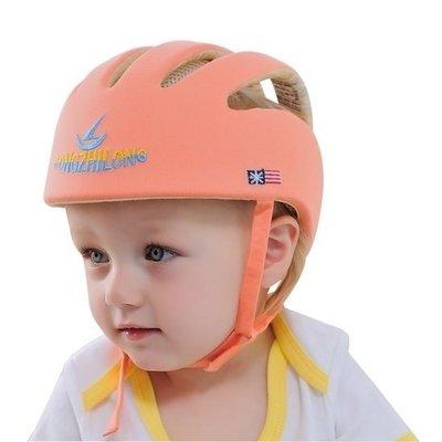 Baby valhelm oranje vanaf 8 maanden