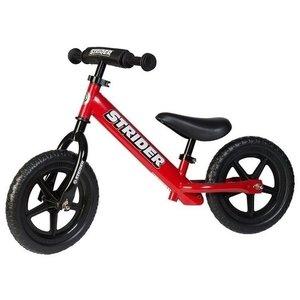 **Sport** Rode Strider loopfiets voor kinderen 1,5 tot 5 jaar.