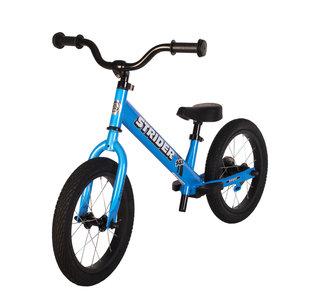 Strider 14 inch loopfiets blauw